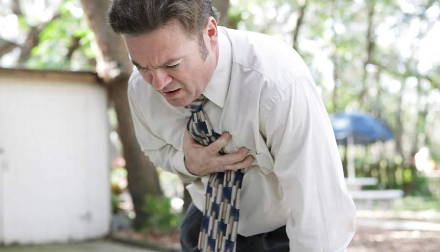 Chest Pain – छाती में दर्द