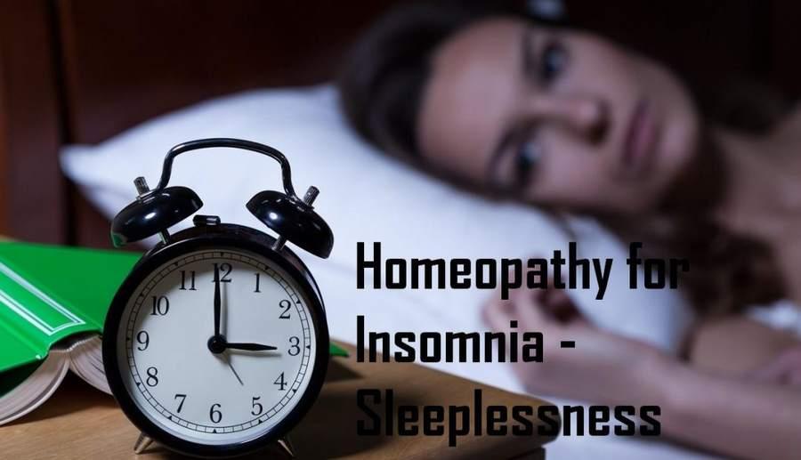 Homeopathic Medicine For Good Sleep