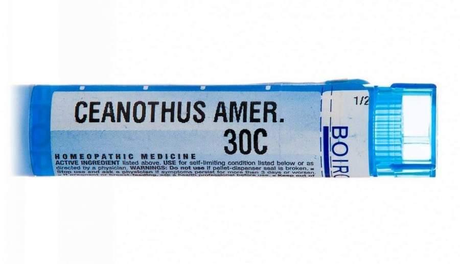 सिएनोथस (Ceanothus) होम्योपैथिक दवा