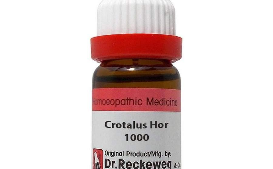 क्रोटेलस होराइडस – Crotalus Horridus In Hindi