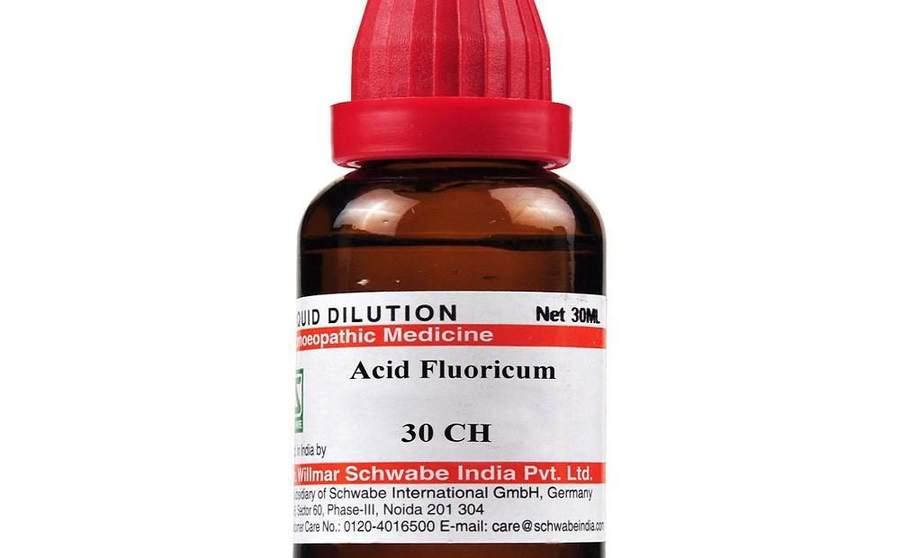 फ्लोरिक एसिड – Fluoric Acid