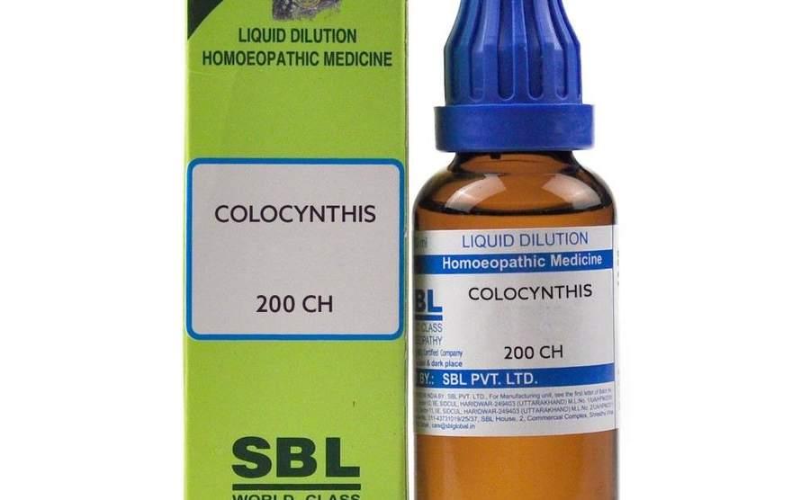 कोलोसिन्थिस – Colocynthis In Hindi