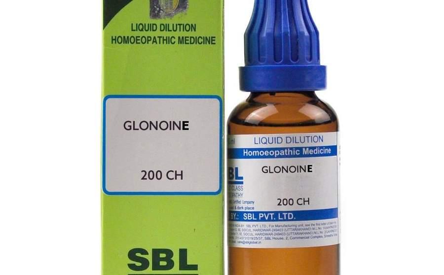 ग्लोनाइन – Glonoine Homeopathic Medicine