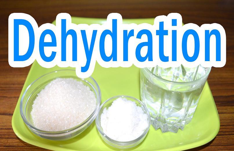 सर्दी में dehydration का इलाज in hindi